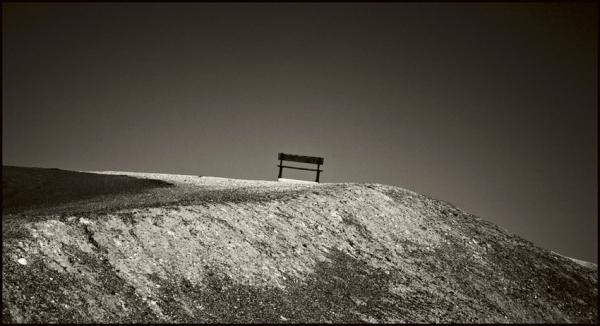 Zabriskie Point, Death Valley © Stéphane Louis, 2008