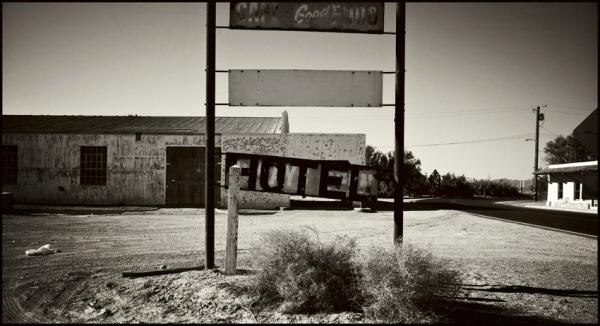 Death Valley Junction, California © Stéphane Louis, 2008
