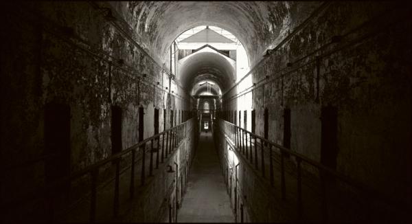 Eastern State Penitentiary, Pennsylvania © Stéphane Louis, 2008