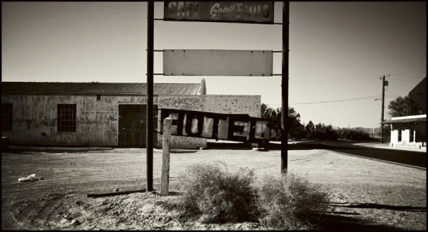 Death Valley Junction, California © Stéphane Louis, 2008