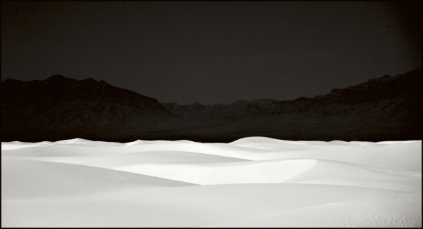 White Sand Dunes, New Mexico © Stéphane Louis, 2008