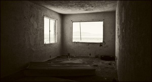 Lost Truck Stop, Nevada © Stéphane Louis, 2008