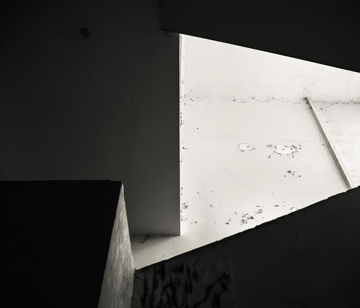Cage d'escaliers © Stéphane Louis, VII. 13