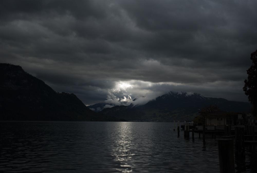 Weggis, Suisse © Stéphane Louis, 2017