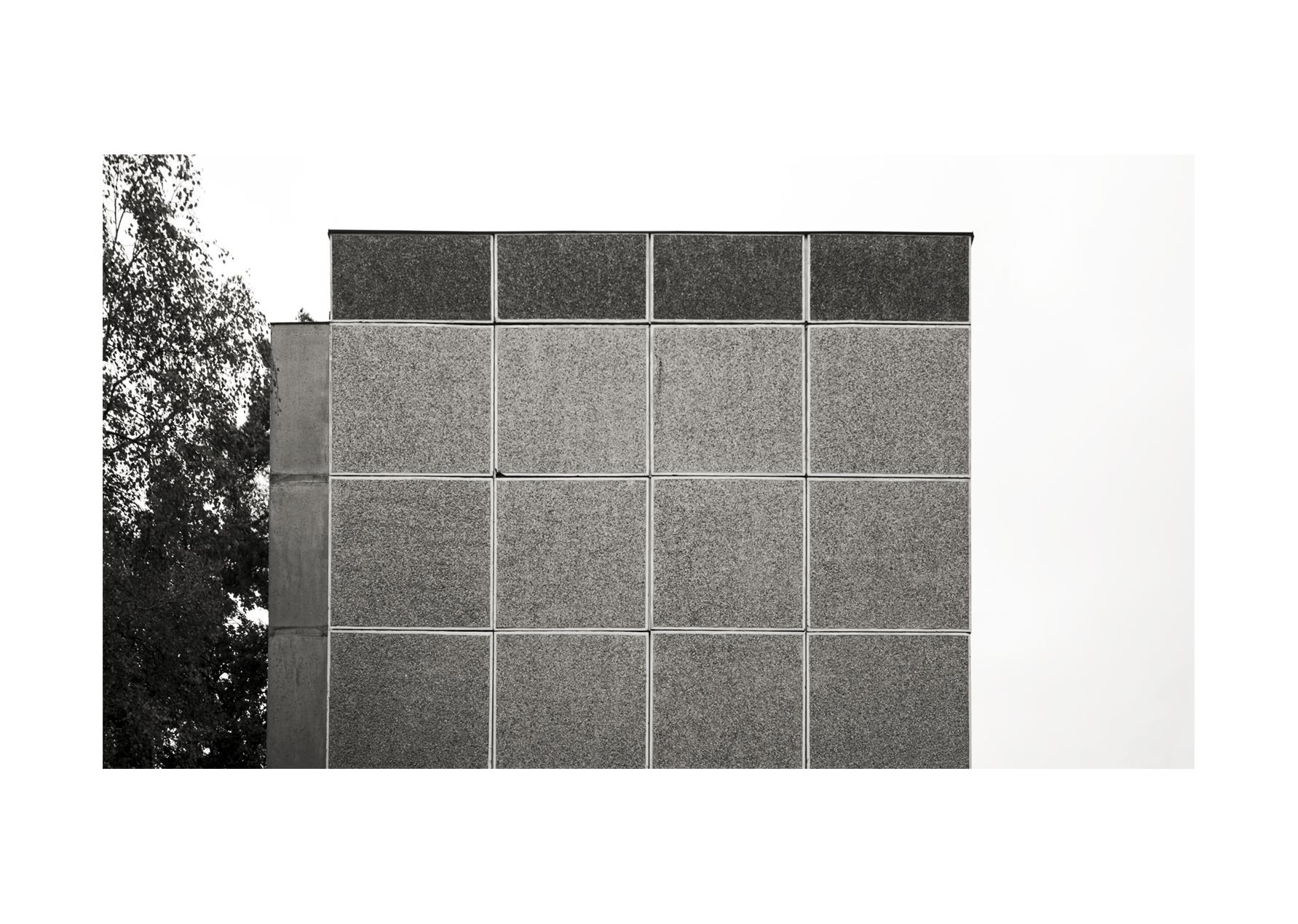 Façade, Kummersdorf-Gut © Stéphane Louis, 2009
