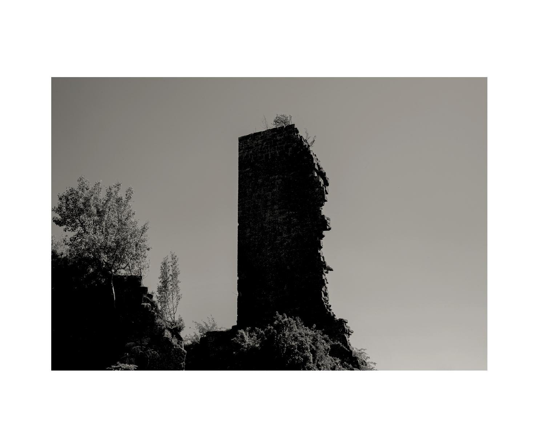 Château du Guirbaden © Stéphane Louis, 2018