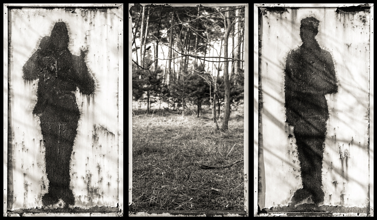 Silhouettes #2 © Stéphane Louis, 2010