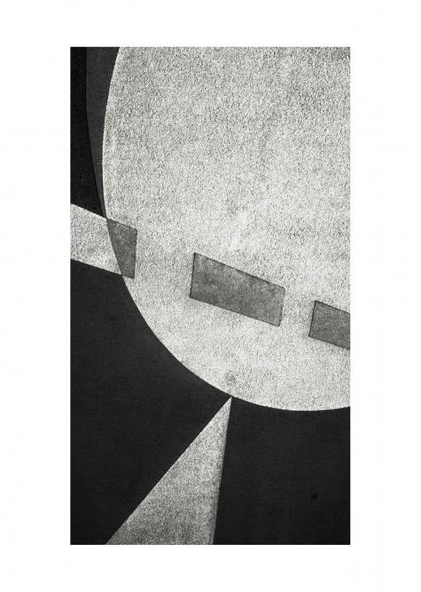 Figures géométriques #10 © Stéphane Louis, IV. 18