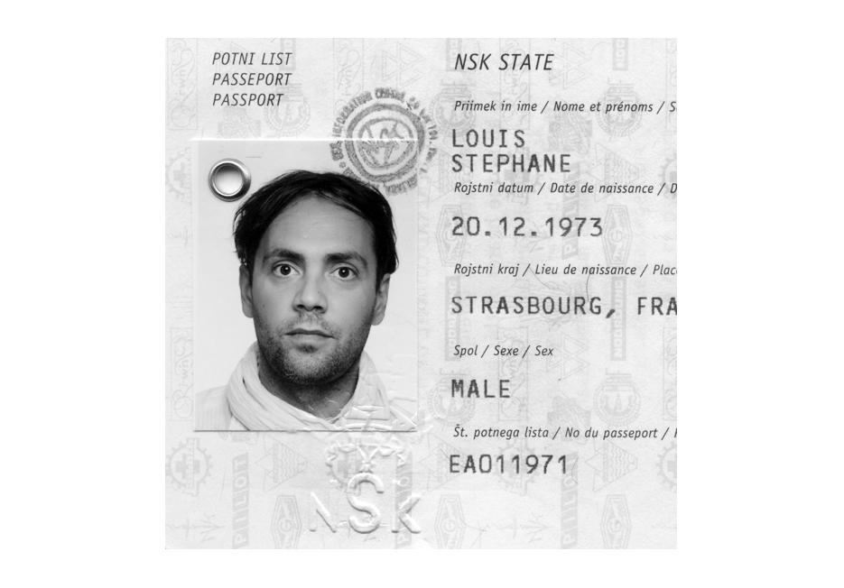 Passeport du NSK, 2012