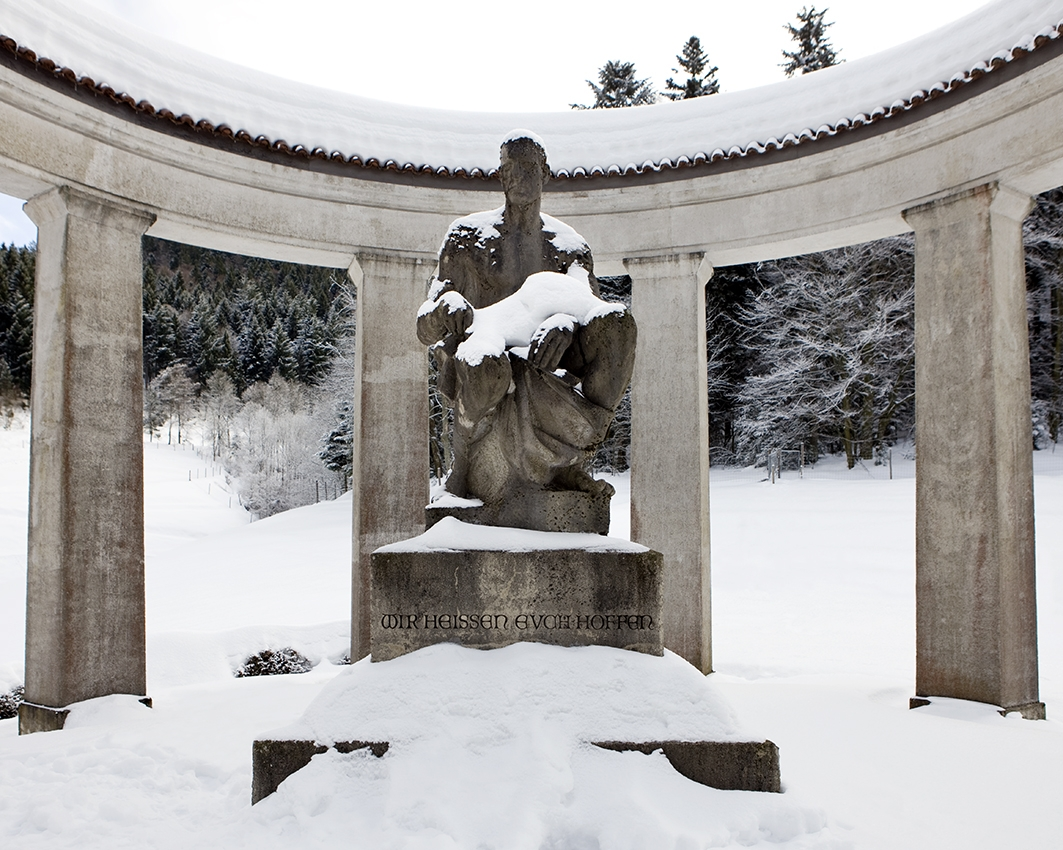 Mémorial de la Schwartzwaldverein © Stéphane Louis, 2012