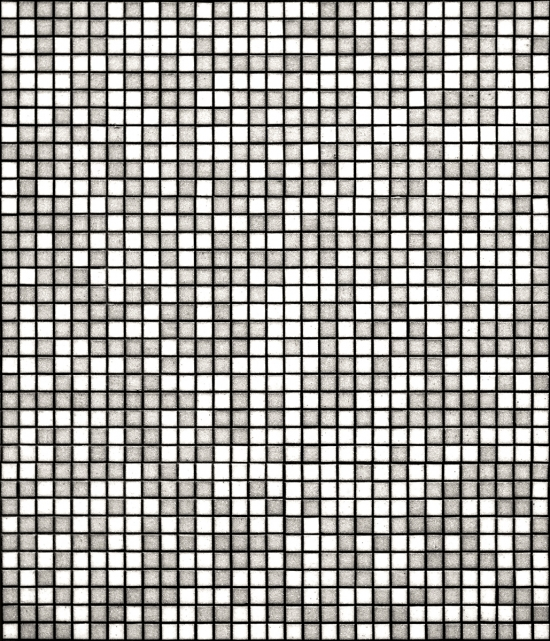 Figures géométriques #6 © Stéphane Louis, I. 18