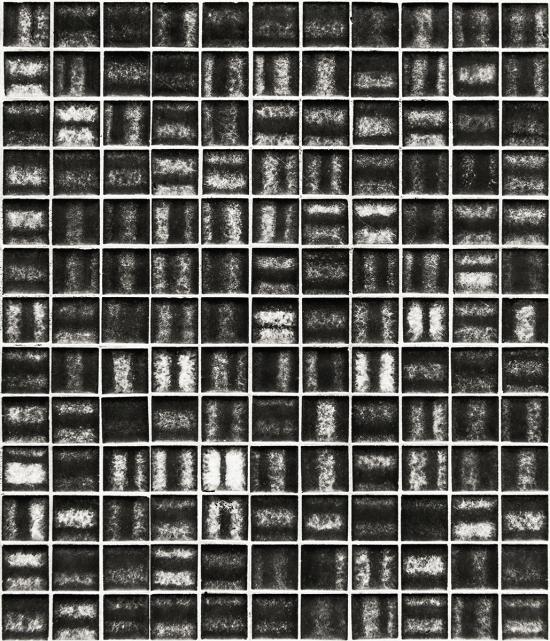 Figures géométriques #5 © Stéphane Louis, I. 18