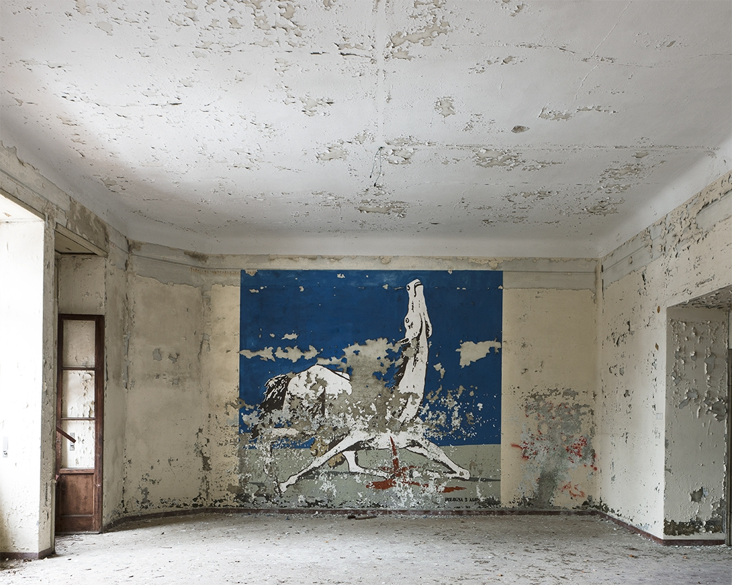 Fresque © Stéphane Louis, 2012