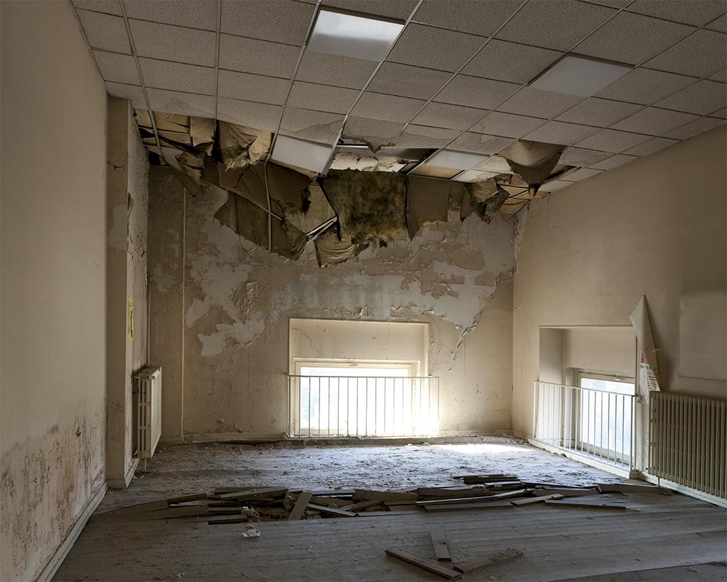 Salle de cours © Stéphane Louis, 2012