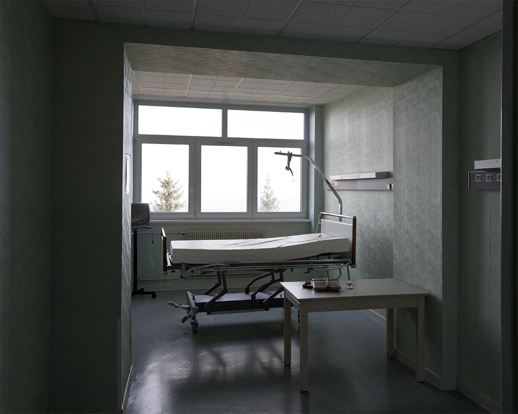Hôpital © Stéphane Louis, 2012