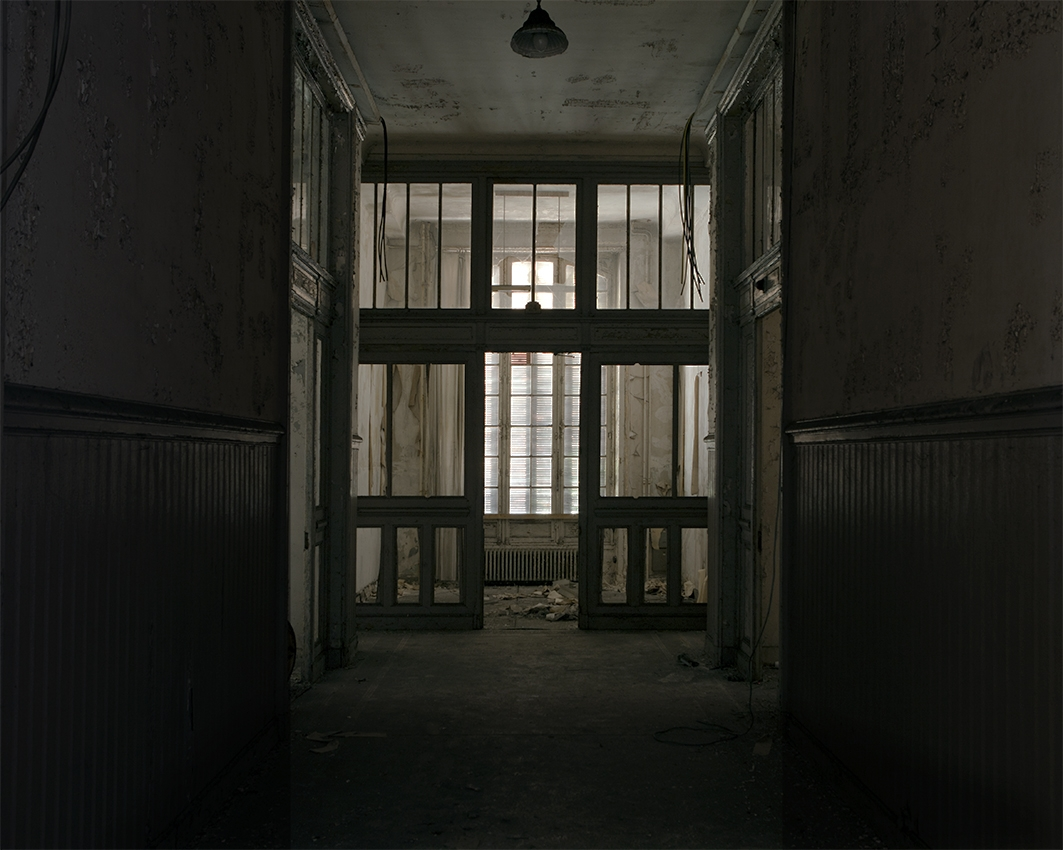Bureaux administratifs © Stéphane Louis, 2012