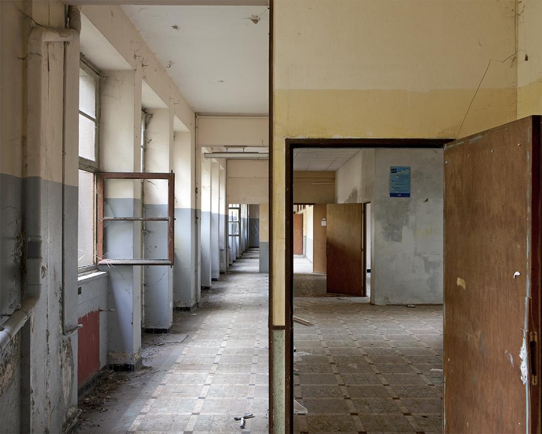 Couloirs © Stéphane Louis, 2012