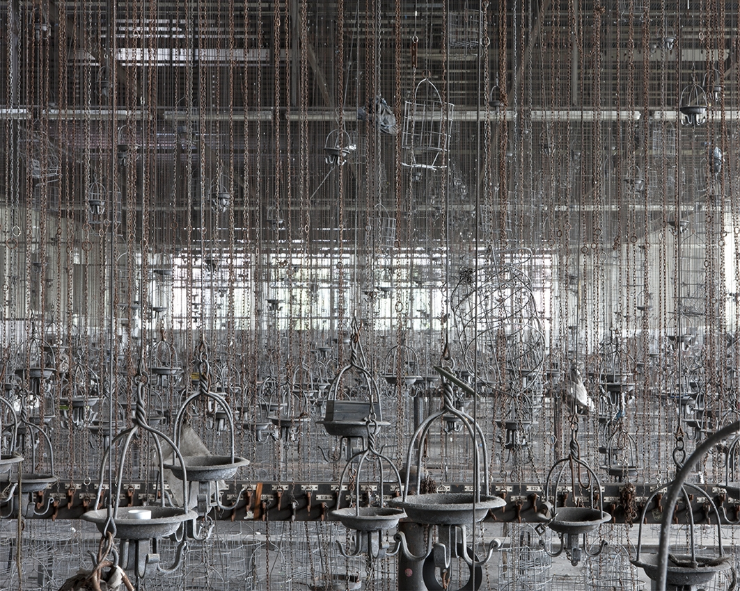 Salle des pendus © Stéphane Louis, 2012