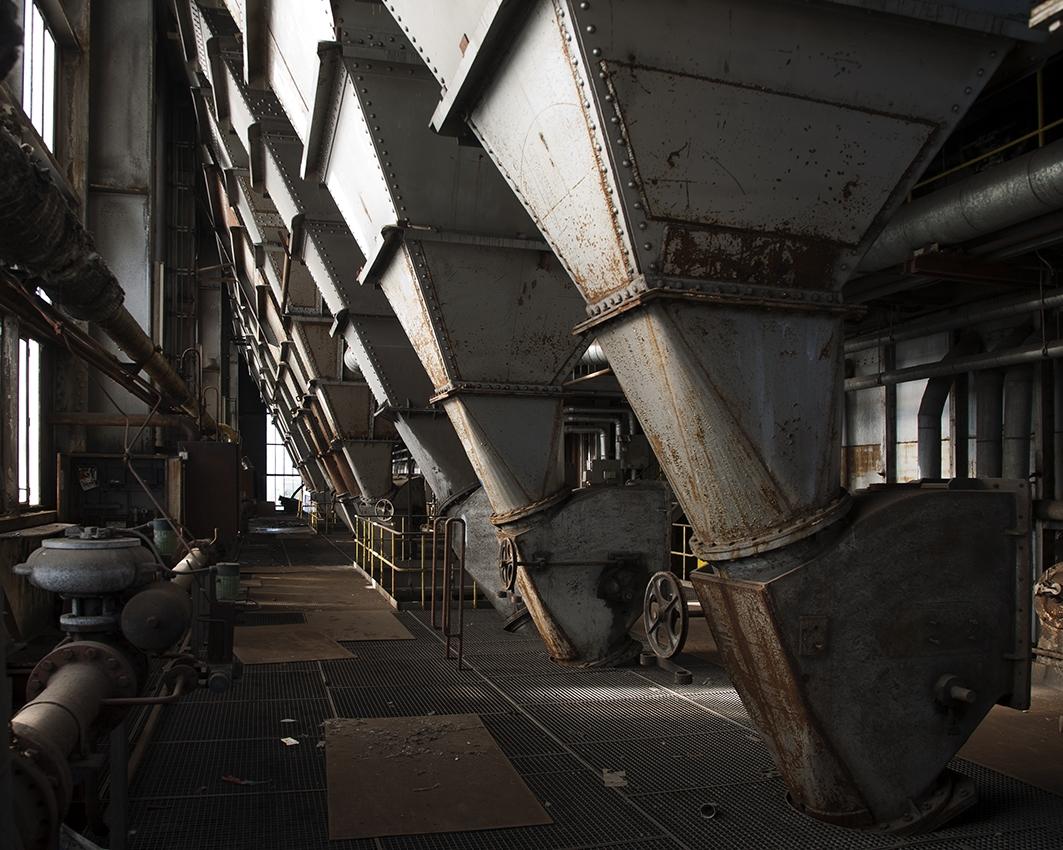 Centrale thermique © Stéphane Louis, 2009