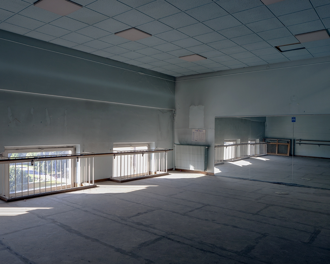 Salle de ballet © Stéphane Louis, 2012