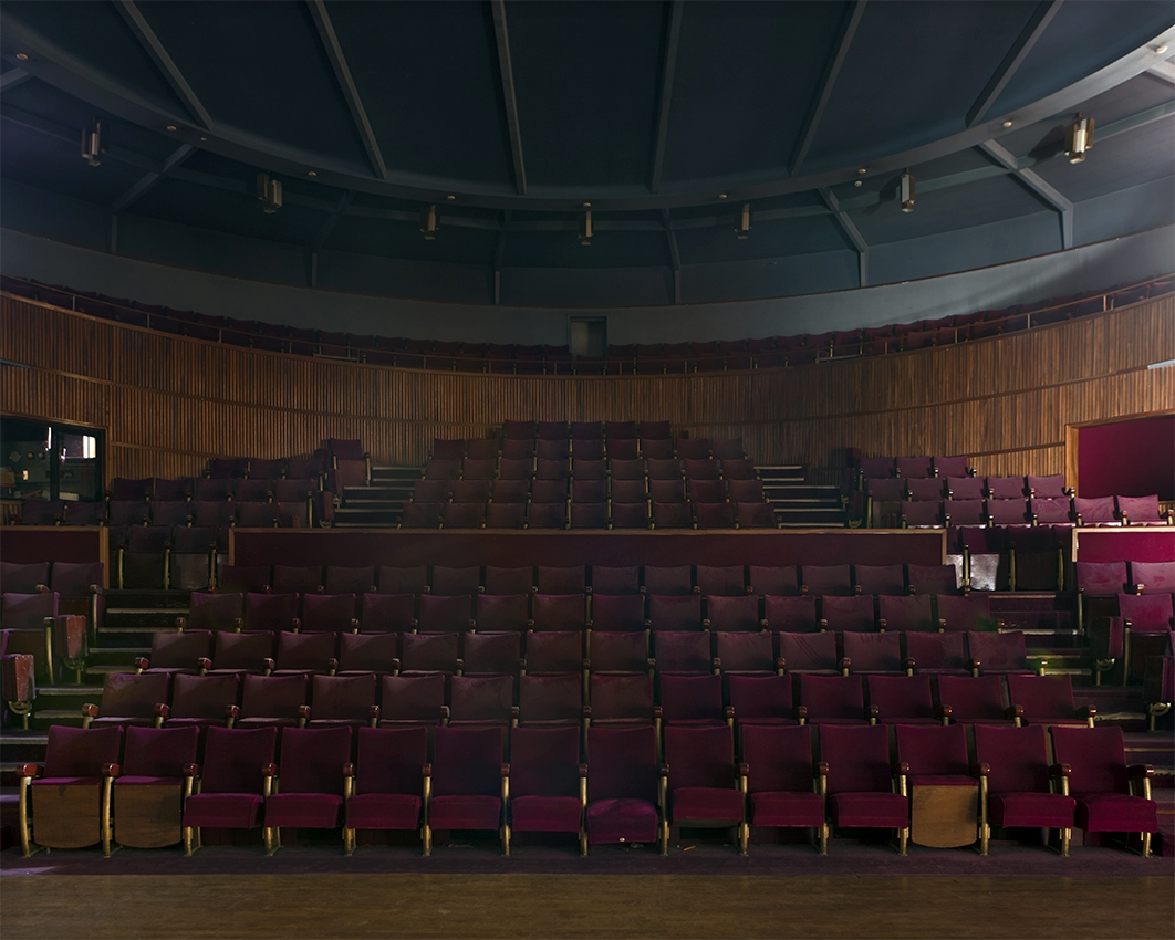 Auditorium © Stéphane Louis, 2012