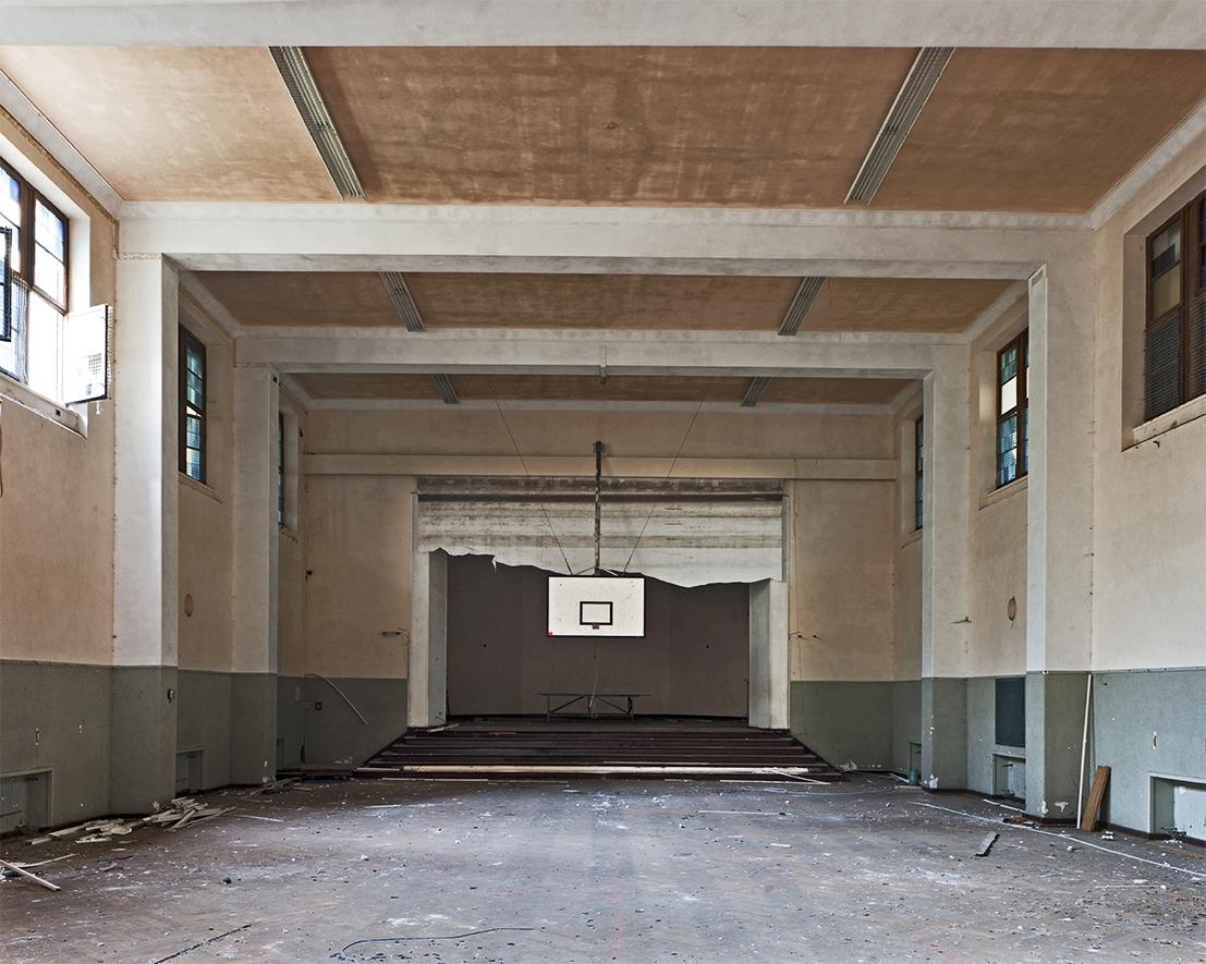 Gymnase © Stéphane Louis, 2012