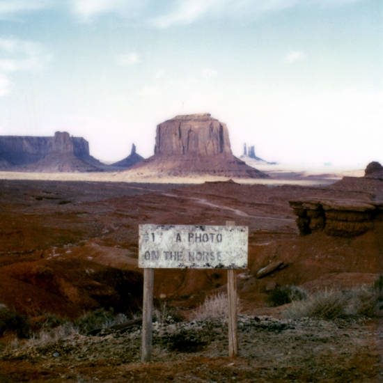 Monument Valley, Arizona © Stéphane Louis, 2005