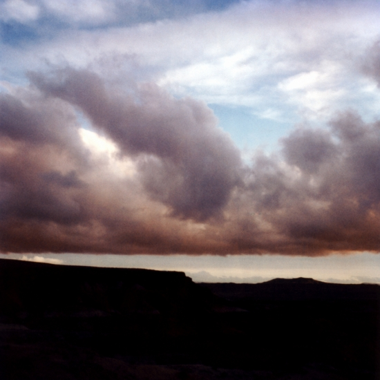 Painted Desert, Arizona © Stéphane Louis, 2005