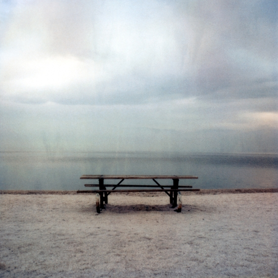 Salton Sea © Stéphane Louis, 2005