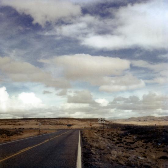 Croisement Route 160, Arizona © Stéphane Louis, 2005