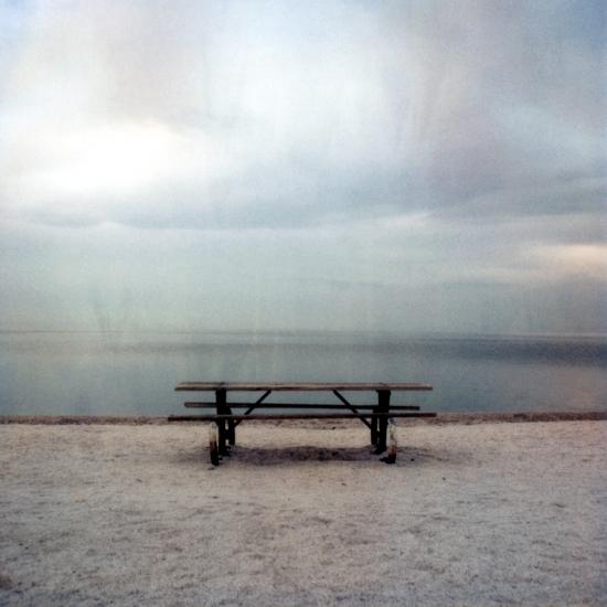 Salton Sea © Stéphane Louis, 2005