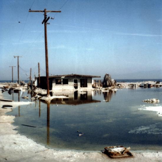 Salton City © Stéphane Louis, 2005