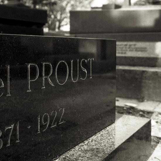 Marcel Proust (1871-1922) © Stéphane Louis, 2014