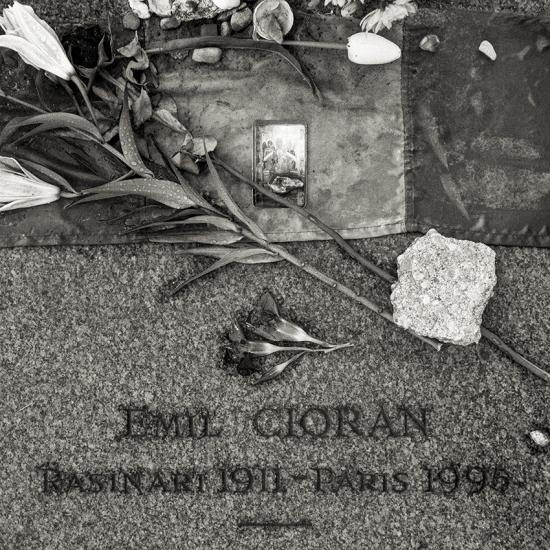 Emil Cioran (1911-1995) © Stéphane Louis, 2014