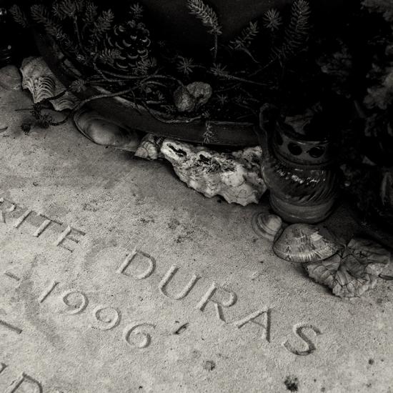 Marguerite Duras (1914-1996) © Stéphane Louis, 2014