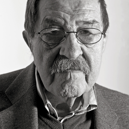 Günter Grass © Stéphane Louis, 2010