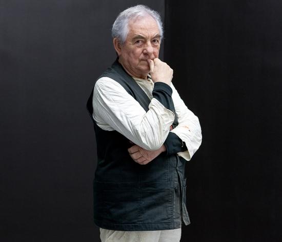 Daniel Buren © Stéphane Louis, 2011