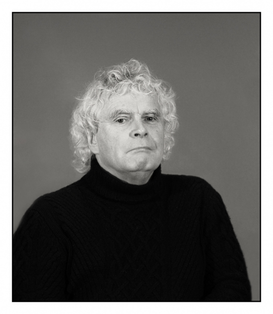 Sir Simon Rattle, Chef d'orchestre © Stéphane Louis, 2018