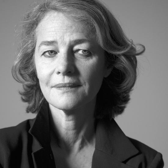 Charlotte Rampling © Stéphane Louis, 2008