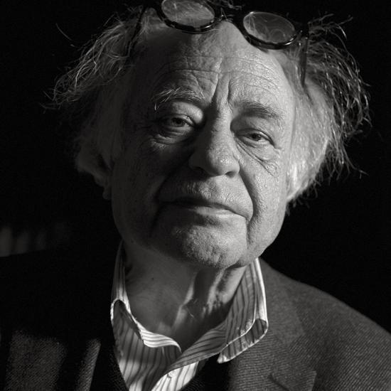 Pierre Christin © Stéphane Louis, 2010