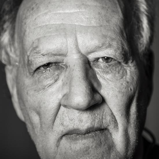 Werner Herzog © Stéphane Louis, 2014