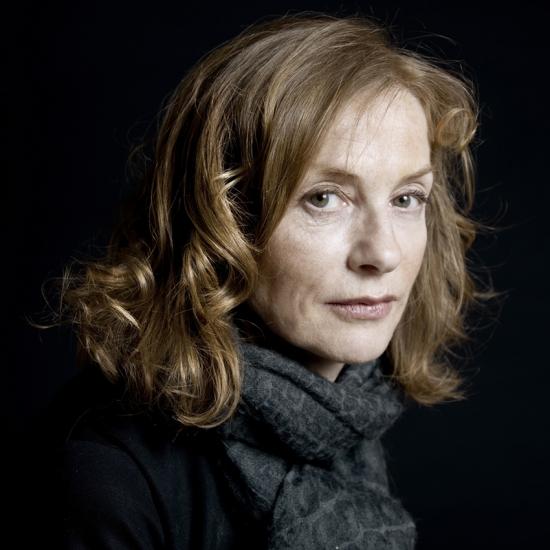 Isabelle Huppert © Stéphane Louis, 2009